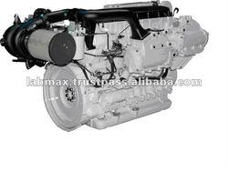 620 HP MARINE DIESEL ENGINE