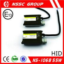 2013 nssc 55w digital hid kit 55 watt hid conversion kit slim canbus hid xenon kit h7