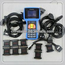 Functional auto key programmer T300 car key tool key programmer manual for wholesale