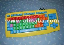 KIDs Keyboards super big keycaps for Children combo