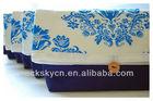 Cotton fabric drawstring bag,cotton drawstring pouch