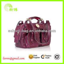 reusable 420d nylon oxford foldable zipper tote bag