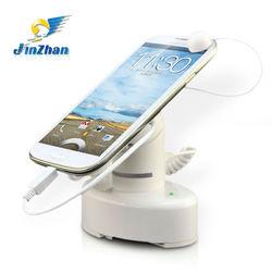 plastic anti-shoplifting cell phone accessory display sound sensor alarm mobile holders