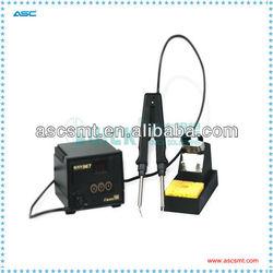 tweezers soldering iron