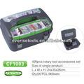 219pzas Velocidad Variable herramientas eléctricas hechos en caja grande