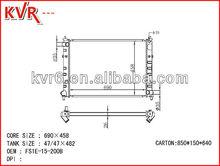 MPV 2.0G1999 to 2002 aluminum radiator