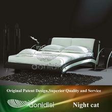 hot sale black&white used bedroom set 959E
