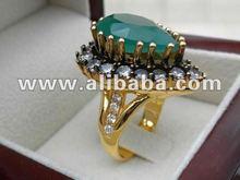 Ottoman Jewellery Handmade in Turkey Turkish Jewelry Antique Ethnic Ring Necklace Earrings Jewels Grand Bazaar Jewelry