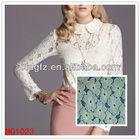 italian white cotton bridal lace embroidery fabric