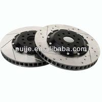 Slotted Disc Brake for Car Brake System