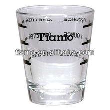 Tiamo Measuring cup,coffee cup,coffee accessory