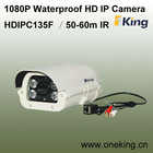 2MP outdoor IP66 IR security camera Full HD 1080p for ip network system