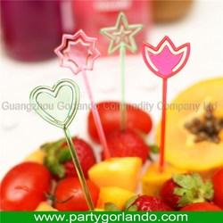 Quality popular plastic fruit pick
