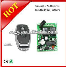 electric wireless instalation 4 Channel High Power ,Direct AC Power Output RF Wireless Remote Control Switch