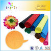 Christmas decoration wide crepe paper/craftwork wide crepe paper