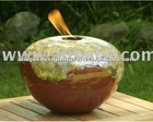 Fire Pot Arani Ceramic Garden Candle Holders