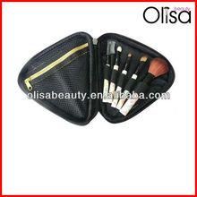 5 pcs fashion cosmetic brush kits