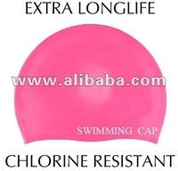 Latest Silicone Swimming Caps