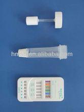 Four panel oral drug test