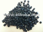 HDPE repro pellet black color
