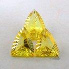Fancy Shape Lab Yellow Sapphire Creative-Cut Gemstone, Natural Wholesale Semi Precious & Precious Color Gemstone, Loose Gemstone