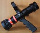 American pistol grip fire nozzle