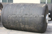 foam filled fender exported to Thailand Navy
