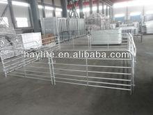 Galvanized goat sheep system