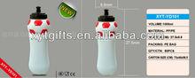 Plastic Sports Water Bottle Holder Football Team Drinks 8 Bottles Carrier Black