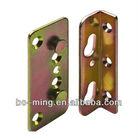 Bed Rail Metal Bracket Fittings