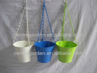 Home products wholesale novelty plant pots with chain