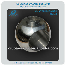 ASTM A105 A350 LF2 A182 F304 A182 F316 A182 F6A A182 F51 A182 F53 A182 F55 A564 630(17-4PH) Monel Inconel valve ball