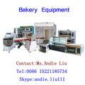 Bolo de padaria equipamentos, forno rotativo, pão linha de produção( ce aprovado, fabricação)