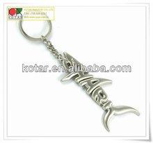 [New Design]2013 Promotional Metal Keychain/Letter Key Chain/Sedex Member