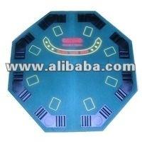 Octagonal Poker Fold Table