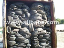 Baled Tires / Bales Tyres