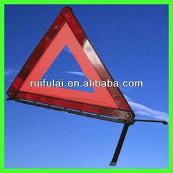 traffic emergency dot warning triangle
