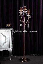 European Lighting Iron Stand