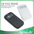 2600mAh External Backup Battery Power Case for Samsung Galaxy S4