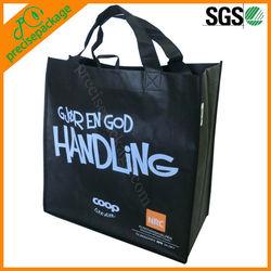 Ecological promotional easy carry pp non woven shopping bag (PRA-8124)
