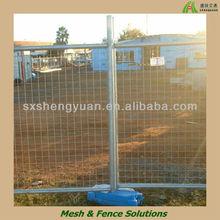 Artificial Temporary Garden Fence / Portable Garden Fence (SGS Certified Factory)