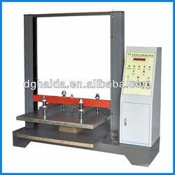 New Carton Compression Strength Testing Equipment