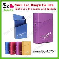 High Quality Metal Cigarette Box / Aluminum Cigarette Box / Aluminum Cigarette Case