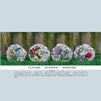 """4.7""""- cement animals garden decoration"""