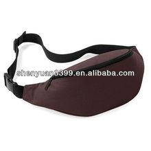 Waterproof stylish waist pouch/cool men hip bag