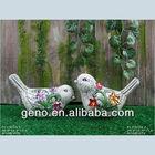 "8.2""-outdoor garden decor - cement animals"