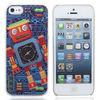 LED light up custom plastic case for iphone 5