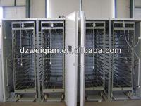 automatic incubator egg hatching 19712pcs