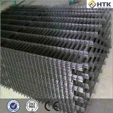 HOT SALE Welded wire mesh fence panels in 6 gauge