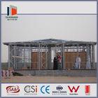 modular portable steel structure apartment building